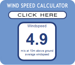 Wind Speed Calculator